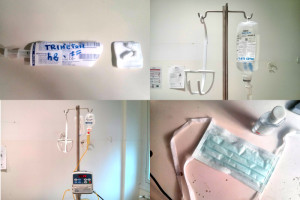 Farmaci, Infusioni e Mascherine