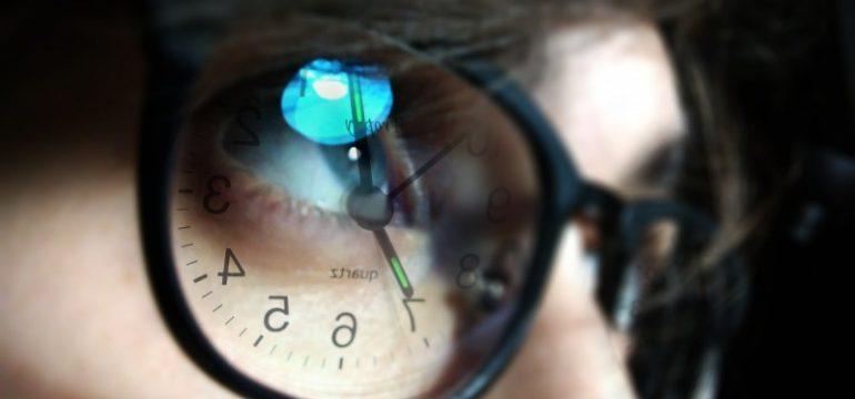 sclerosi multipla e il tempo che scorre